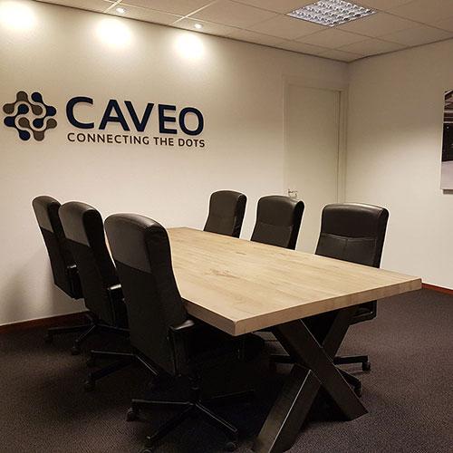 Over Caveo kantoor